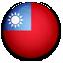 taiwan globe image